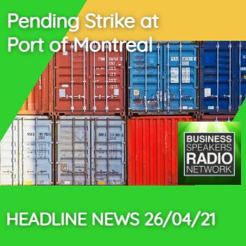 Pending Strike at Port of Montreal