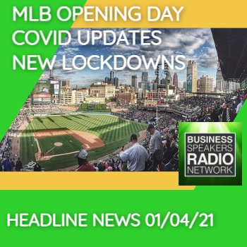MLB Opening Day and Latest COVID Updates